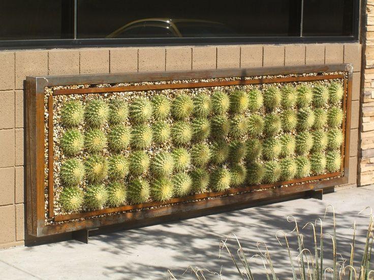 Elegant Vertical Gardening Gardening. See More. Succulent Art Wall