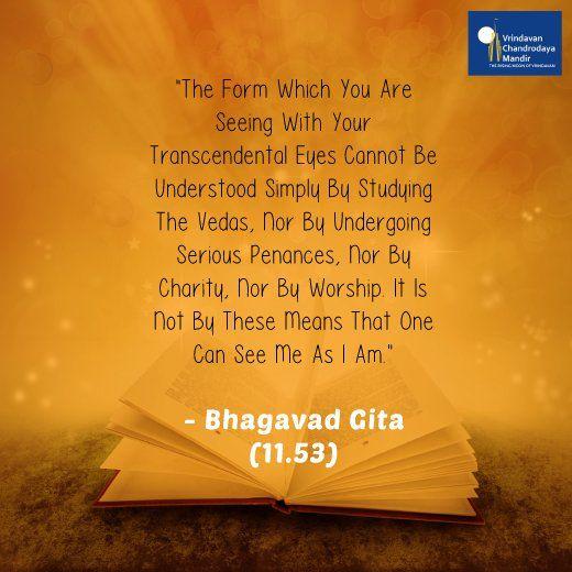 Teachings from the #BhagavadGita! #LordKrishna #HareRamaHareKrishna