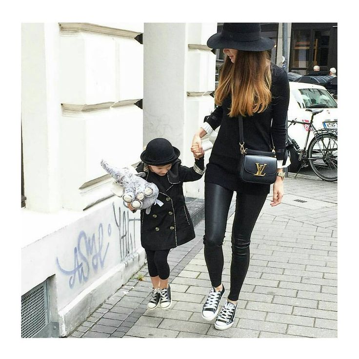 """Fashion For Dummies™ on Instagram: """"This amazing and stylish duo  ©lena_terlutter"""""""