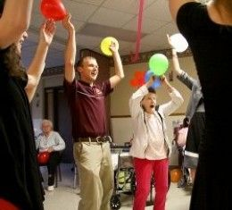Fun exercise activities for elderly