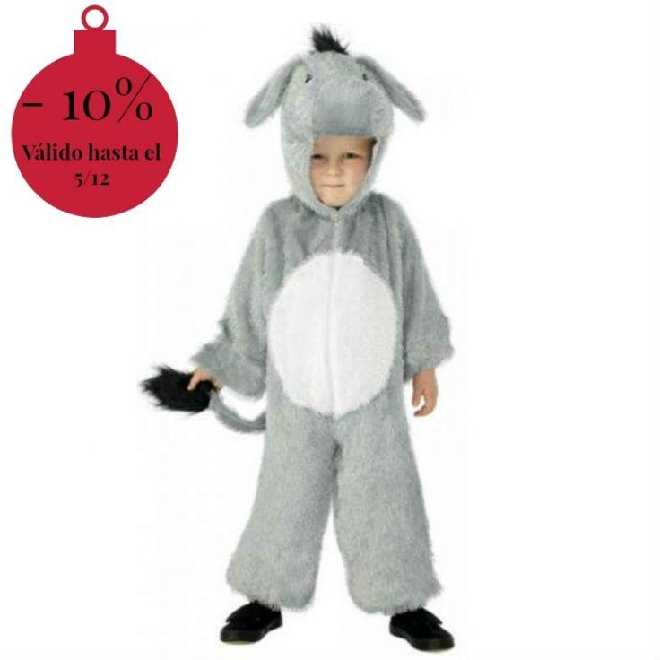 #Disfraz de #Burro infantil. #costume #Navidad. Promo hasta el 5/12