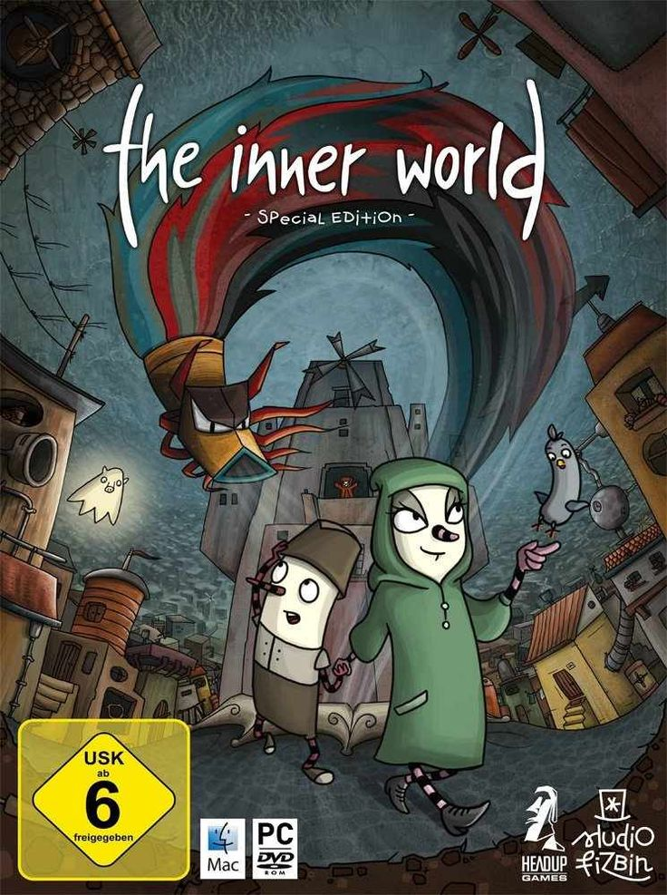The Inner World > Hall of Gaming