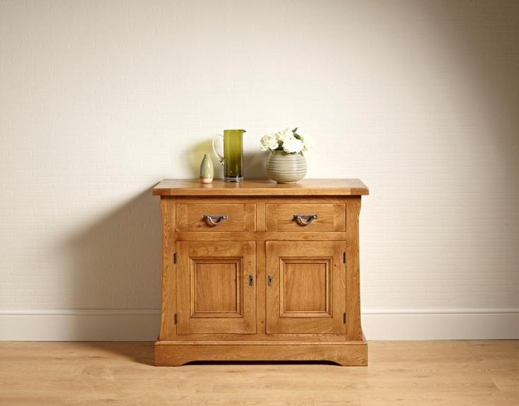 Attractive The Chatsworth Two Door Sideboard. Character Oak Furniture In A Classic Yet  Versatile Style Which