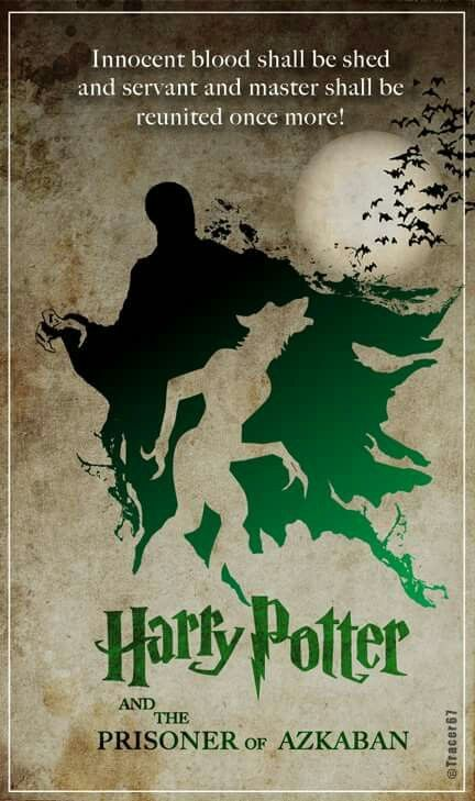 Harry Potter And The Prisoner Of Azkaban Poster....