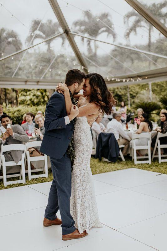 Tropical Boho Wedding At Kualoa Ranch In Oahu Hawaii San Francisco Bay Area California And Destination Photography Lynnchanglewis