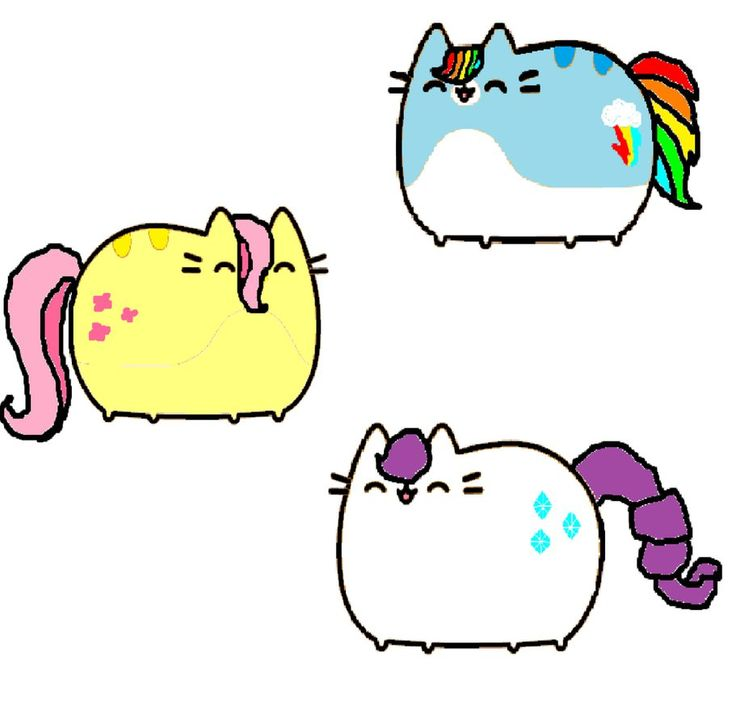 Images For > Pusheen The Cat Book
