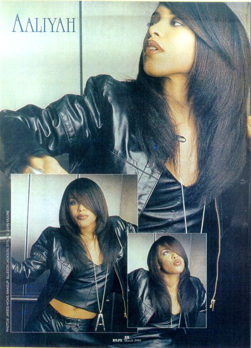 Only Aaliyah!