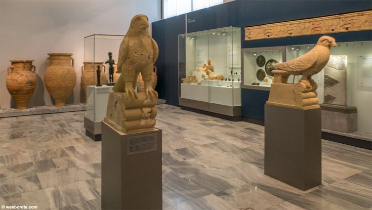 #ArchaeologicalMuseum of #Heraklion #Crete #Monument #History #Culture