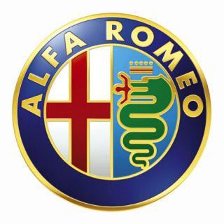 Fan de cette marque et de ce logo. Et  Président auto-proclamé du fan club de Frédérique Barteau, la concessionnaire d'Alfa Vendée.