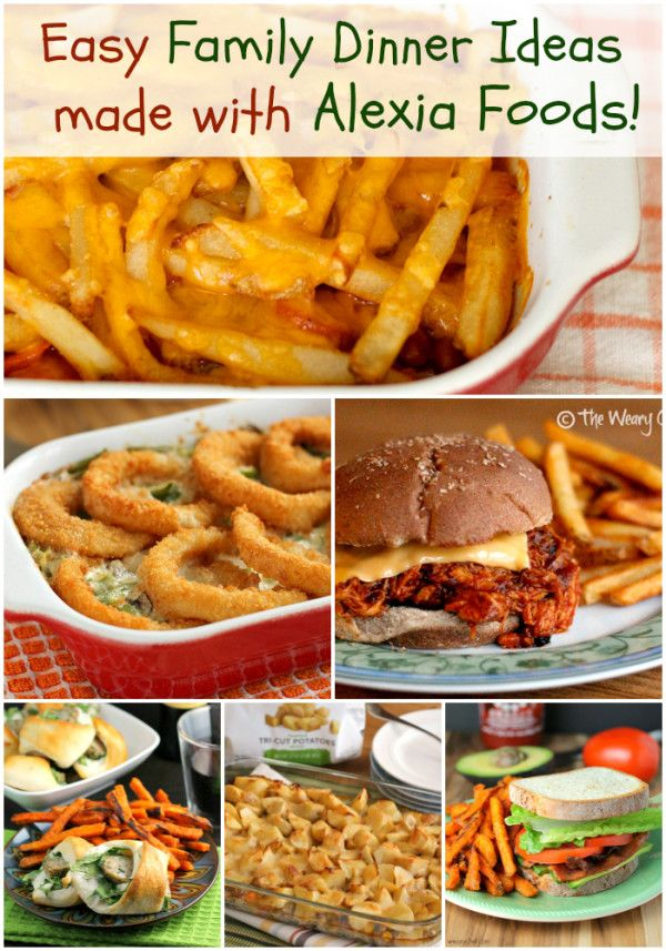 31 Best Images About Easy Back To School Recipes For Family Dinner On Pintere