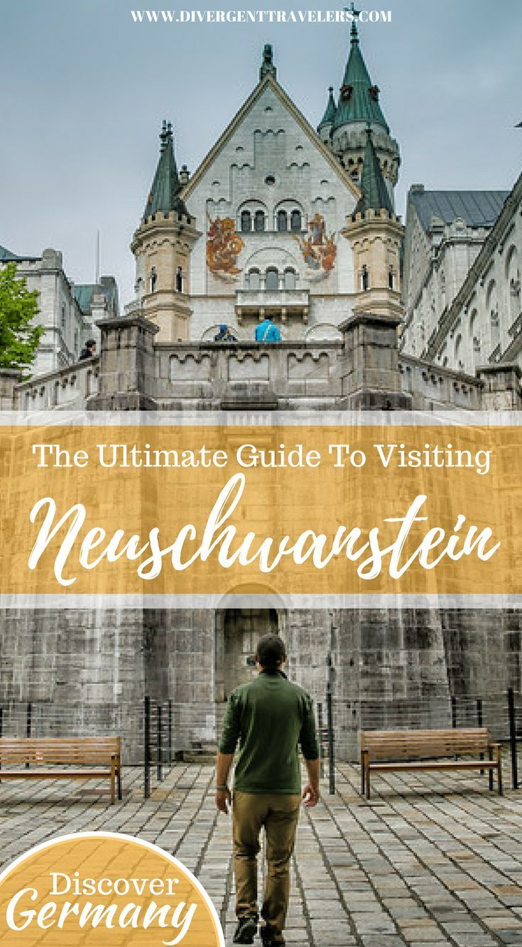 898980665f26e763d0f791d7d62ea8f2 - How Do You Get To Neuschwanstein Castle From Munich
