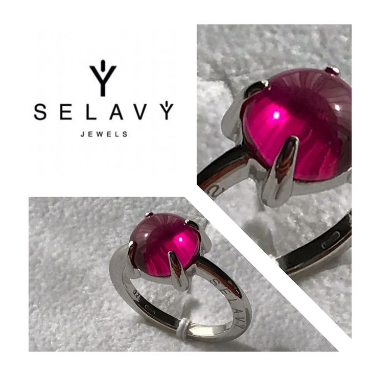 SELAVY' JEWELS Anello solitario collezione Boule. Passione femminile. #selavyjewels #madeinitaly #moda #ecommerce #jewels #glamour #beautiful #rosso #elegance #elegante #womanstyle #italy #fashion #design #cabochon #argento