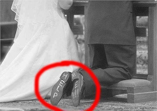 20 Of The Most Hilarious Wedding Photos Ever