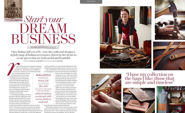 Country Living April 2014
