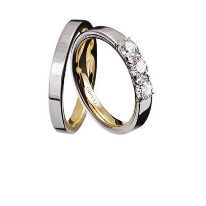 Обручальные кольца TIAMO: TA-2103 J, M
