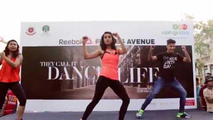 Dance Fitness! Delhi Salsa Club! Raahgiri, New Delhi.