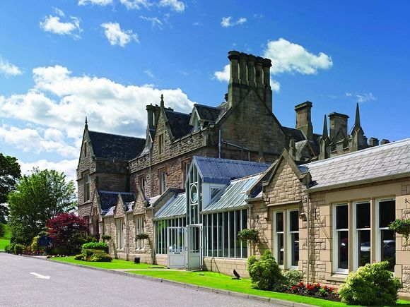 Price per person based on two people sharing.    You will both enjoy:     Overnight stay Choice of one 30 minute treatment, from the selection: Elemis Taster Facial OR Elemis Deep Tissue Back massage.  10% of Elemis retail products purchased on day of arrival Full Scottish breakfast the...