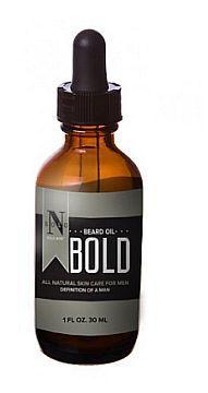 Solo Noir: Lux Safety Razor & BOLD Pre Shave + Beard Oil Photo