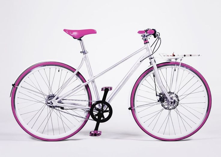 Vé Comfort edition Pink via Buy the Vélosophy. Click on the image to see more!