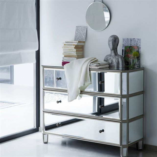 les 25 meilleures id es de la cat gorie commode miroir sur. Black Bedroom Furniture Sets. Home Design Ideas