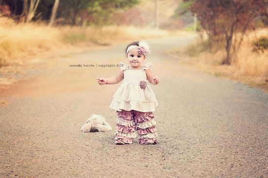 One year old photo ideas.  Vintage concept shoot by Amanda Berube Photography.