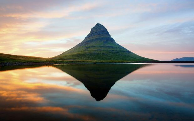 Iceland Desktop Background Beautiful Images Nature Iceland Wallpaper Water Reflections