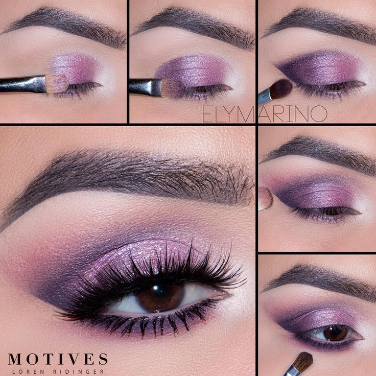 """Swooning over this @elymarino tutorial using ALL #motivescosmetics. Details below. 1.Begin by patting on """"Hour Glass"""" onto the inner portion of the lid, followed by """"Essence"""" pat back and forth where colors meet to ensure a smooth transition between colors 2.Using """"Odyssey"""" apply to the outer part of the lid staying underneath the crease 3.Taking """"Obsession"""" shadow and a small brush apply to the outer """"V"""" and in the crease 4.With a fluffy blending brush and """"Paper Doll"""" blend out any..."""
