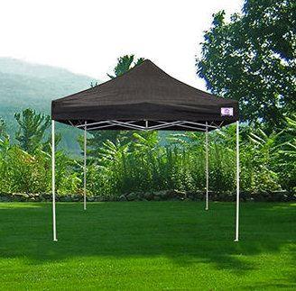 TLKIT 10x10 Pop Up Canopy Tent Instant Canopy Outdoor Beach Gazebo