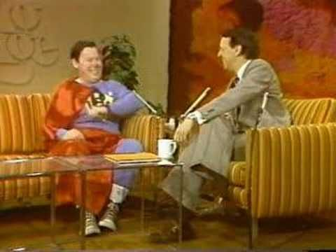 2 for the price of 1! Super Host of channel WUAB 43 and Fred Griffith of the Morning Exchange on WEWS news channel 5.