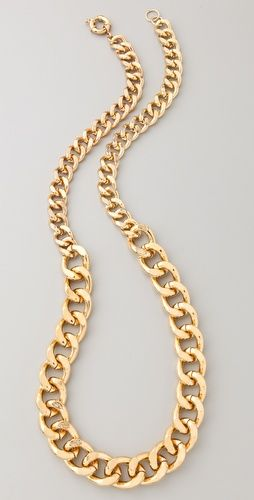 By Malene Birger Chunky Chain Necklace