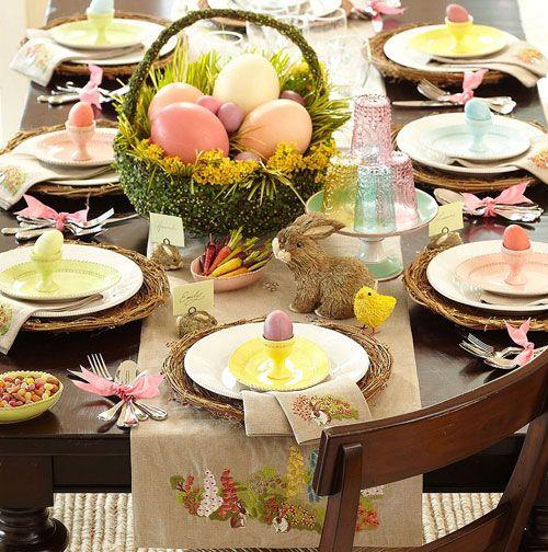 Decoração de Páscoa: sugestões de blogueiras e internautas - Casa