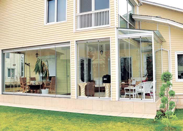 Mejores 11 im genes de balcones con estilo e innovaci n en - Balcones cerrados ...