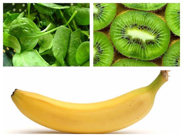 I Love Health | Recept: Groen, groener, GROENTESAP! | http://www.ilovehealth.nl