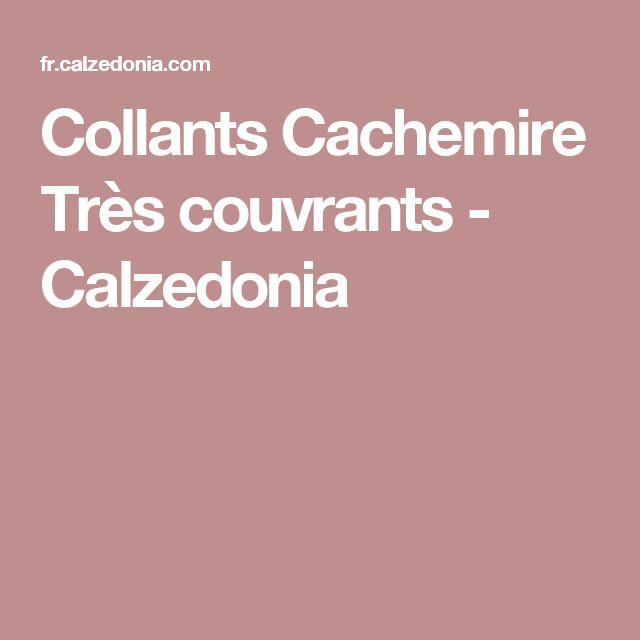 Collants Cachemire Très couvrants - Calzedonia