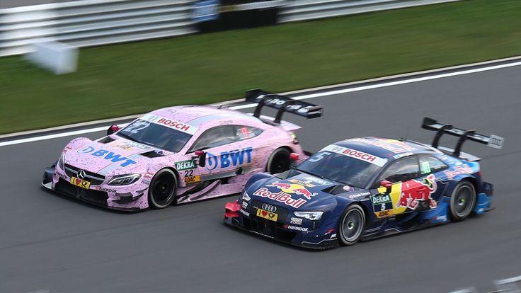 LUCAS AUER 22 MercedesAMG DTM Team Mücke|MATTIAS EKSTRÖM 5 Audi Sport Team Abt Sportsline