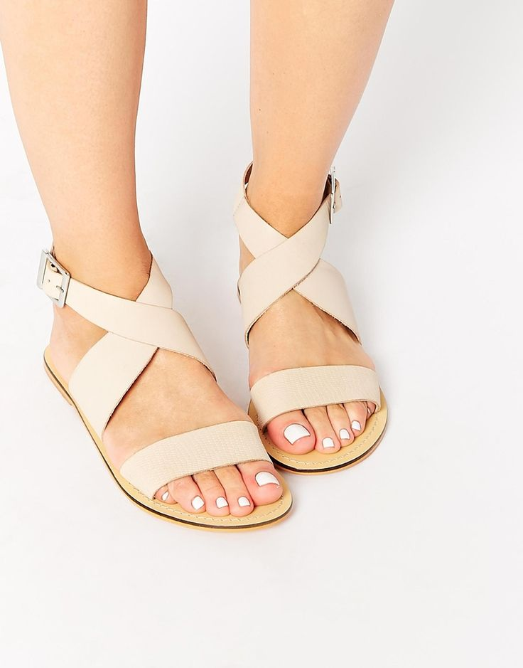 Discover flat shoes with ASOS. From Leather, gold & brown flats to strappy  gladiator sandals at ASOS.