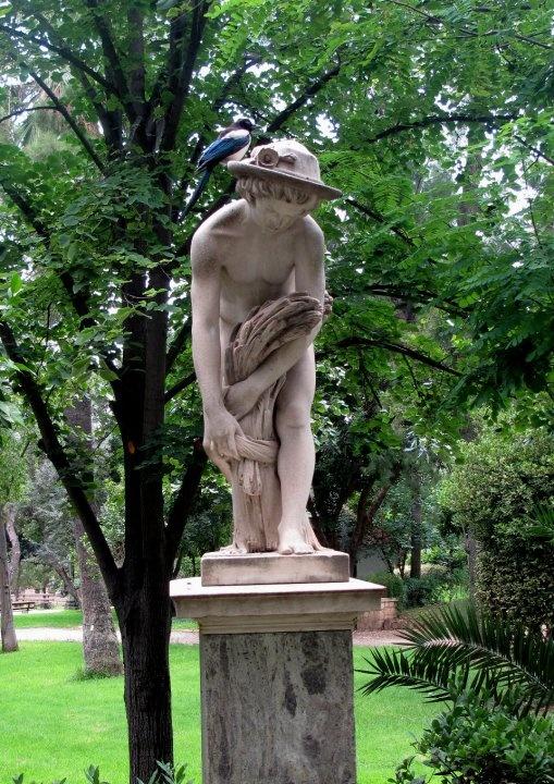 Zappeio Garden, Athens
