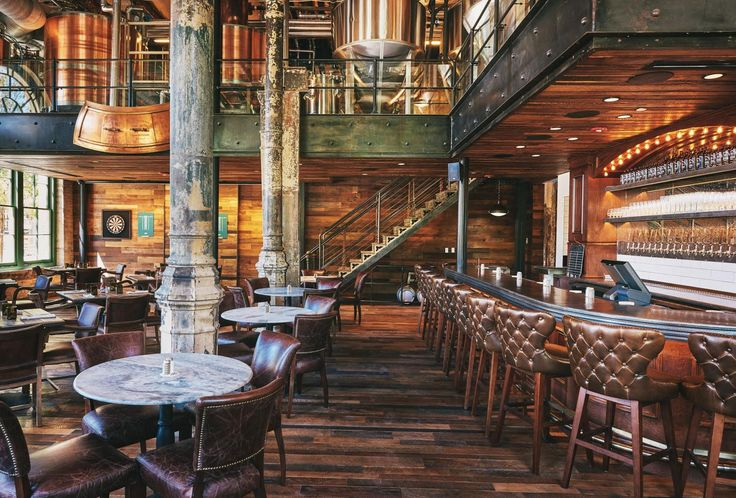 Joel Mozersky Design Brewery Texas Architecture