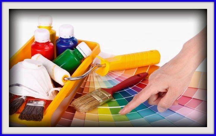 BRICOMANIACOS: Elegir los colores adecuados.