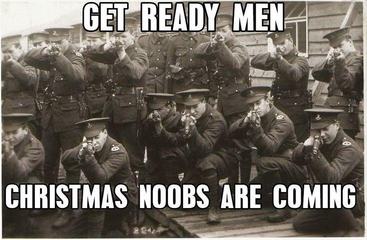 Christmas NOOBS coming!! (Photo Credit Knotty Ash PALS)  #battlefield #battlefield1 #bf1 #domination #greenxboxboy #xbox #xboxone #xboxlive #ea #dice #mvp #ptfo #multikill #battlefieldbuddies #b1gamers #pals #christmasnoobs