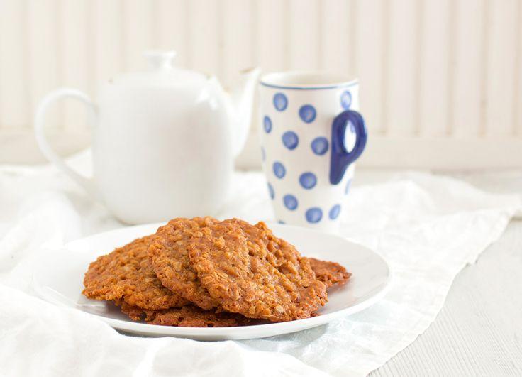 The Kiwi Cook | Anzac Biscuits | http://thekiwicook.com