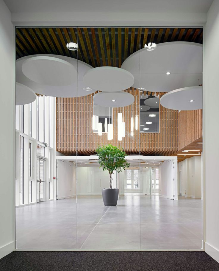 Concrete Baffle Wall Design : Best acoustic baffles ideas on