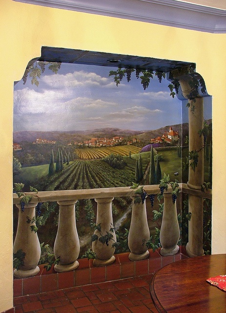 19 best trompe l\'oeil images on Pinterest | Mural ideas, Mural ...