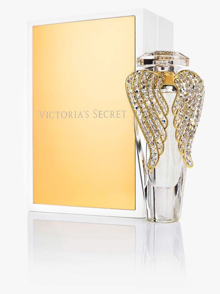 Inspired by the #VSFashionShow, your favorite fragrance just got a new set of Swarovski crystal wings. #WhatAngelsWant | Victoria's Secret Heavenly Luxe Eau de Parfum