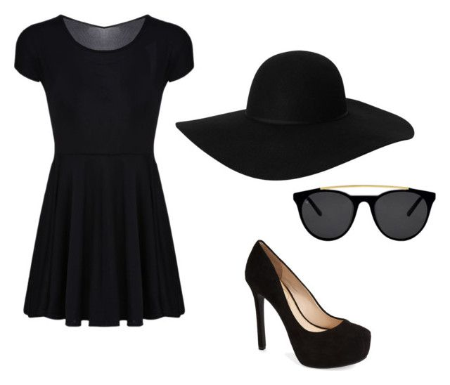 """Funeral Attire"" by jada-sumner on Polyvore"