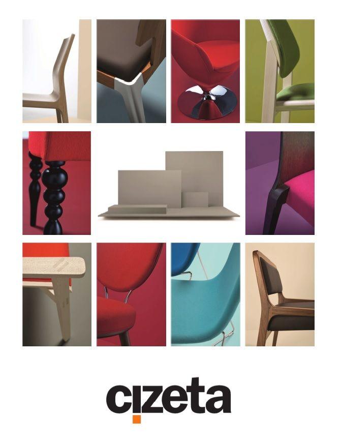 Cizeta flyer - Chairs