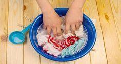 Çamaşırlarınızı Beyazlatacak 5 Doğal ve Basit Hile