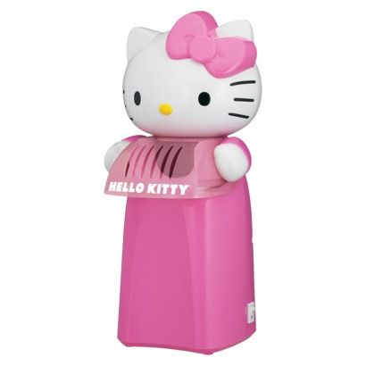 Hello Kitty Electric Air Popcorn Maker   077283053528 Rating: 1 out of 5 stars 1 reviews $19.99