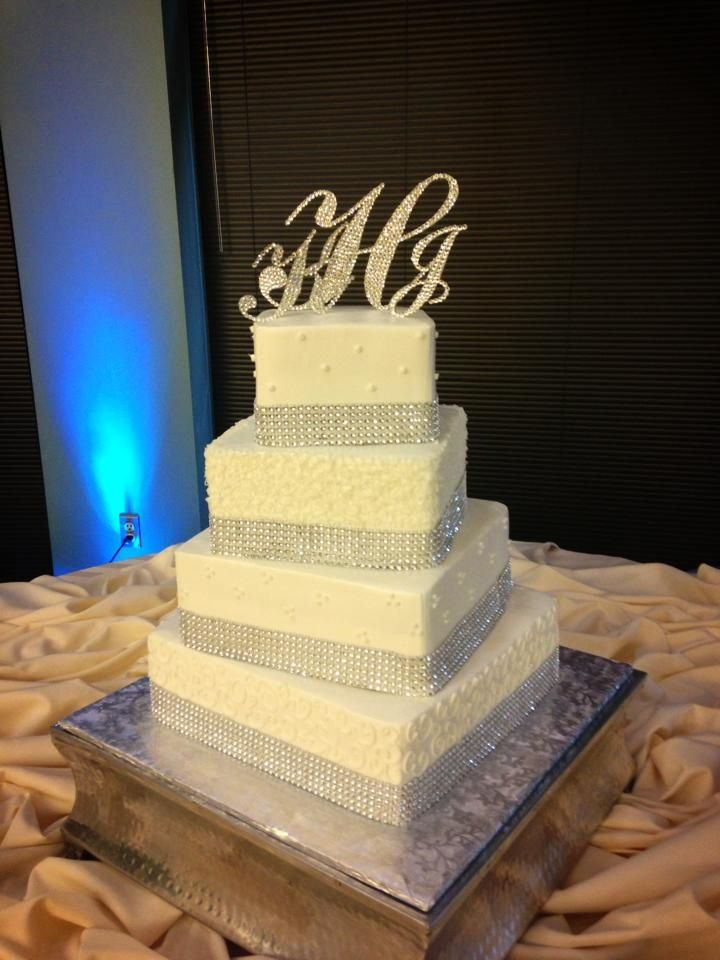 square wedding cakes pinterest square wedding cake m amp k wedding square 20408