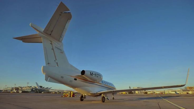 ONE-MINUTE VIDEO: Get there in style in this Phenom 300! Low total time, seven passenger seating, VIP Seating, fully-enclosed aft lav, Garmin 1000 Prodigy Flight, and more!  For more Phenom 300 aircraft, click here: https://www.globalair.com/aircraft-for-sale/Phenom-300